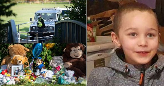 Boy, 14, charged with murder after body of five-year-old found in river
