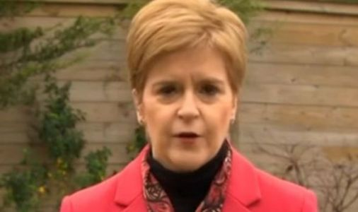 Nicola Sturgeon branded 'LIAR' on THREE separate occasions during brutal Marr grilling