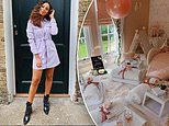 Inside Rochelle Humes' daughter Alaia's 6th birthday party