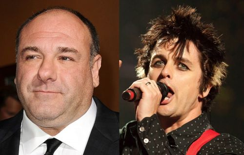 Turns out James Gandolfini was a huge fan of Green Day's 'Dookie'