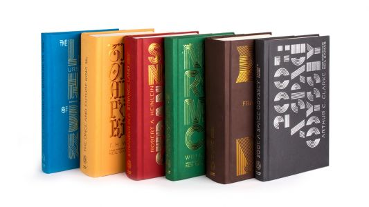 Is this the most ingenious book cover design ever?