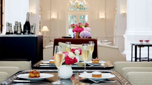 Raffles Singapore brings back Afternoon Tea in renovated Grand Lobby