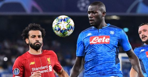 Man City offer duo to Napoli for Kalidou Koulibaly as Liverpool talk fades