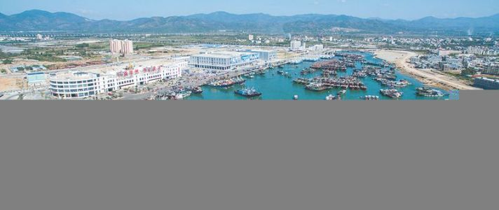 Sanya Yazhou Fishing Port listed national designated port for offloading catches