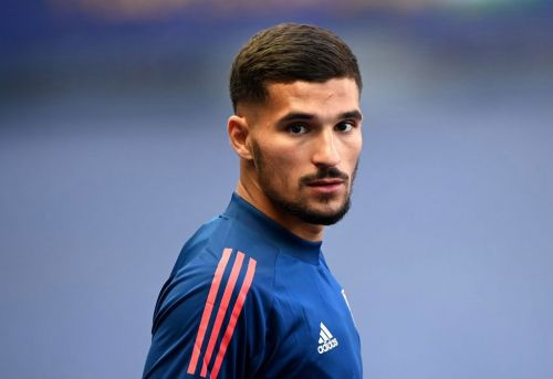 Ian Wright begs Mikel Arteta to sign Houssem Aouar after Liverpool defeat