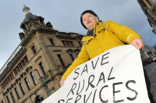 Perth and Kinross Council's council tax rise will hit poor the hardest