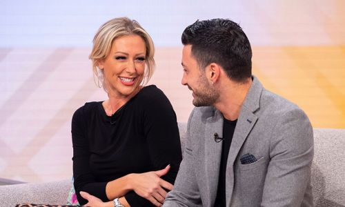 See Faye Tozer's husband's response to Strictly's Giovanni Pernice flirting rumours