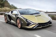 Lamborghini Sian 2021 review