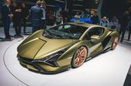 Lamborghini Sian doesn't preview Aventador, says design boss