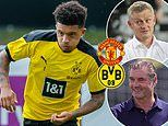 How Jadon Sancho's switch to Manchester United fell apart