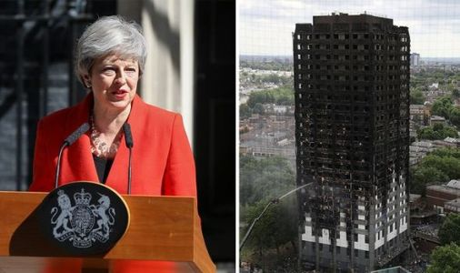 Union TAKES A SWIPE at Theresa May's resignation speech as they brand her 'DISGRACEFUL'