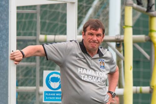 Tommy Wright expects tough Stranraer test as League Cup last 16 place at stake