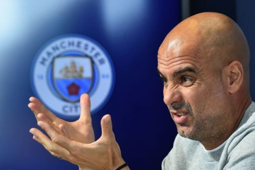 Pep Guardiola urges Man City to prove they have mentality to win Champions League