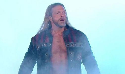 Edge shocks the WWE Universe as he returns from retirement at the Royal Rumble