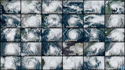Yes, the 2020 Atlantic hurricane season was bad-but was it really that bad?