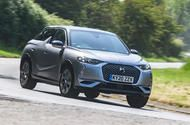 DS 3 Crossback E-Tense Ultra Prestige 2020 UK review