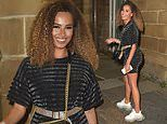 Amber Gill appears happy on night out as she proclaims she wants to remain single