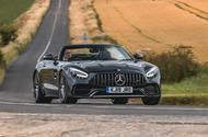Mercedes-AMG GT Roadster 2019 review