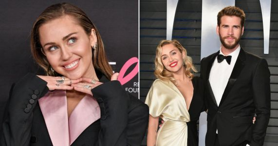 Miley Cyrus expertly trolls her own wedding to ex Liam Hemsworth as she surprises TikTok fans