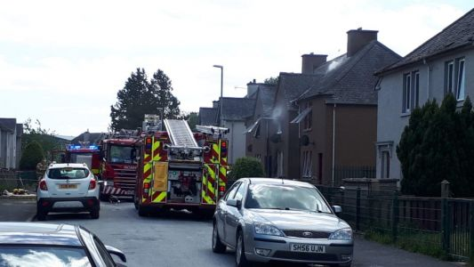 Offers of help for Inverness family after home destroyed in 'horrific' fire