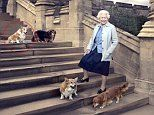 Queen 'hit extremely hard' by the death of her last corgi and devoted companion, Willow