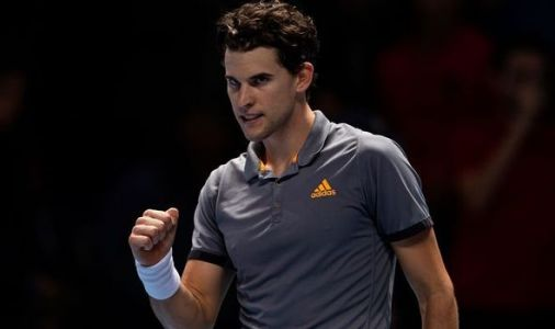 Dominic Thiem told to copy Roger Federer tactic against Novak Djokovic at ATP Finals