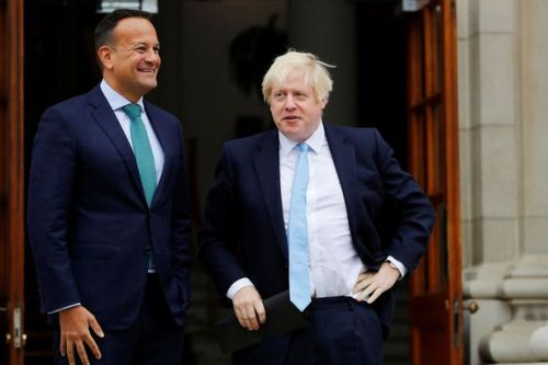 Ireland trashes fresh hope of a Brexit breakthrough saying gap still 'very wide'