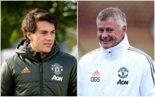 Ole Gunnar Solskjaer rates Facundo Pellistri after his first Manchester United training sessions