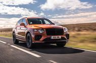 Bentley Bentayga 2020 UK review