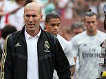 Transfer news: Gareth Bale's agent hits out at Real Madrid boss Zinedine Zidane AGAIN