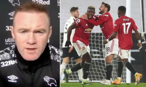 Man Utd backed by Wayne Rooney to beat Liverpool and Man City to title in Paul Pogba claim
