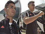 PSG target Dybala heads off to Stockholm with Ronaldo and Co after staying with Juve
