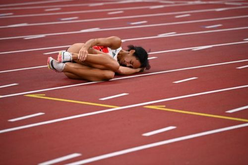 Katarina Johnson-Thompson: It will take time to come to terms with Olympic heartbreak