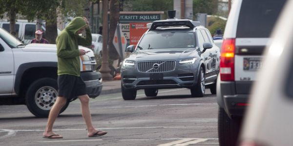 Uber is stopping its self-driving car testing in Arizona, months after a fatal crash