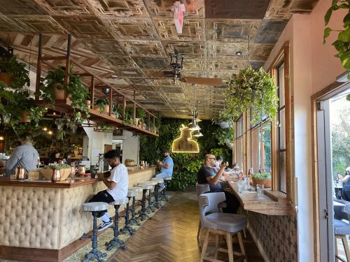 I visited the first cannabis cafe in the US, and found it's so much more than just a place to get high