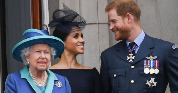 Harry's memoir 'part of four-book deal with one released after Queen's dies'