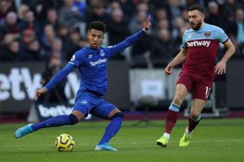 Mason Holgate in line for first England call-up after impressing with Everton