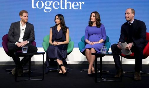 Harry and Meghan leave The Royal Foundation to launch their own