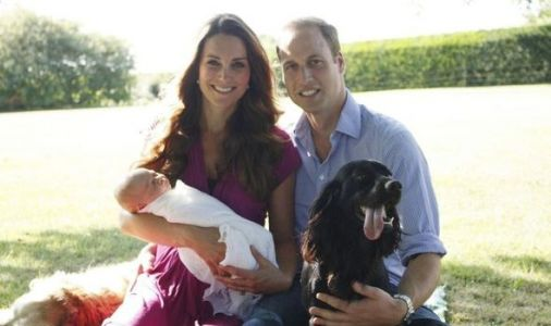 Royal pets: What type of dog is Kate Middleton and Prince William's new puppy?