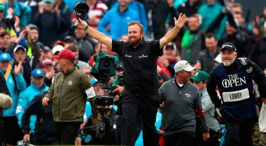 Shane Lowry wins The Open at Royal Portrush to become fifth Irishman to lift Claret Jug