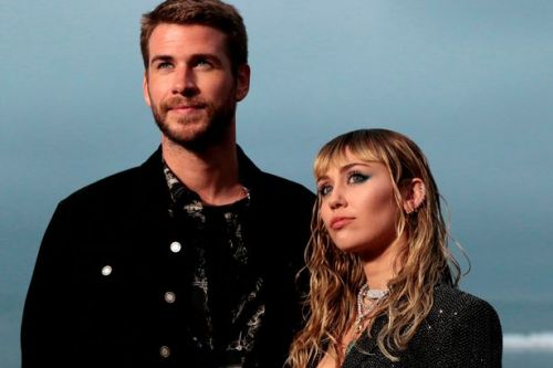 Liam Hemsworth 'files for divorce' after Miley Cyrus kisses Kaitlynn Carter
