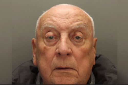 'Evil' pensioner who raped little girl 60 times over 5 years set to die in jail