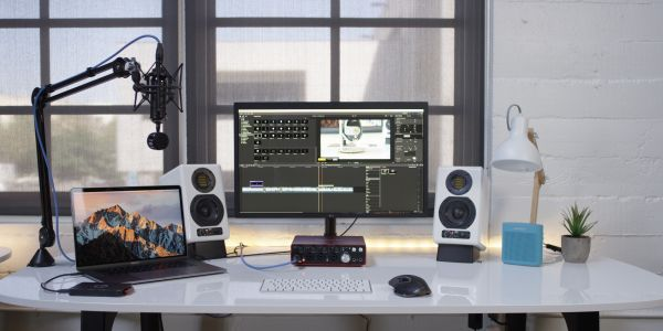 How to Turn Your Living Room Into a Recording Studio