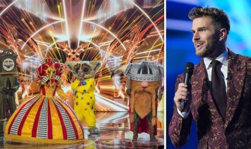 Who was Grandfather Clock on The Masked Singer? Latest celebrity eliminated