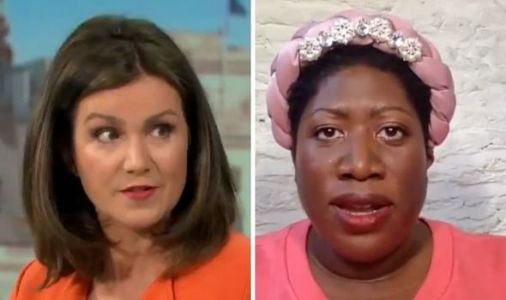 'I don't understand' Susanna Reid hits out at GMB guest as she says Queen should be 'open'