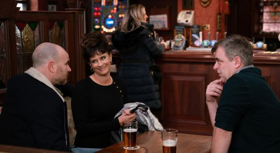 What else has Tim's wife Sian Reeves been in and how long is she in Coronation Street for?