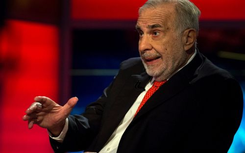 Carl Icahn backs $33bn Xerox and HP mega-merger