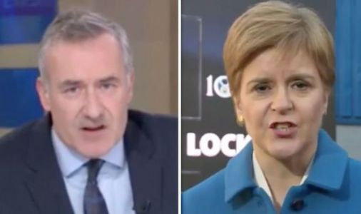 Nicola Sturgeon humiliated on SNP's shameful education record - 'You are going backwards!'