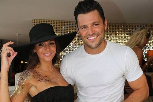 Mark Wright posts adoring tribute to wife Michelle Keegan as she celebrates 33rd birthday in lockdown