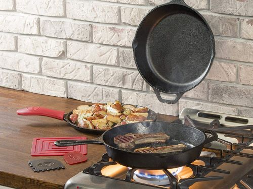 How to season cast iron cookware in a few simple steps